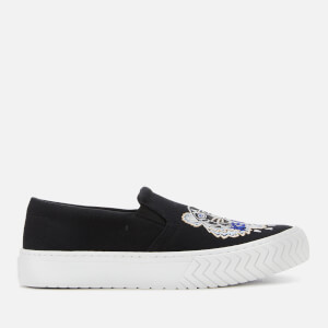 KENZO Women's K-Skate Slip-On Trainers - Black