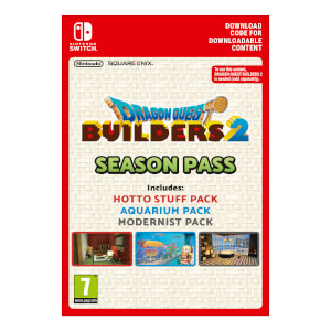 DRAGON QUEST BUILDERS 2 - Season Pass - Digital Download