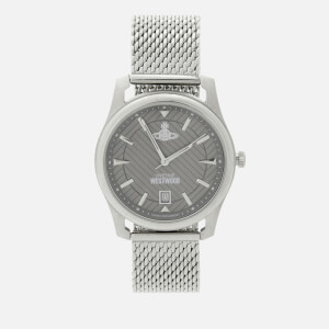 Vivienne Westwood Men's Holborn Watch - Silver