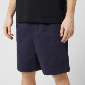 Y-3 Men's Classic Terry Shorts - Legend Ink