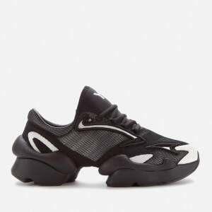 Y-3 Men's Ren Trainers - Black/White/Black