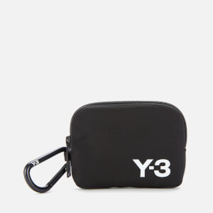 Y-3 Men's Logo Pouch - Black