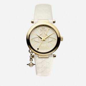 Vivienne Westwood Women's Orb II Watch - Gold/White