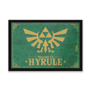 Zerbino Welcome To Hyrule