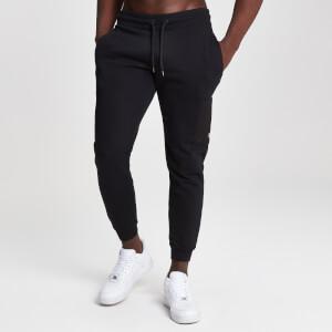 Pantaloni da corsa Utility Myprotein da uomo - Nero