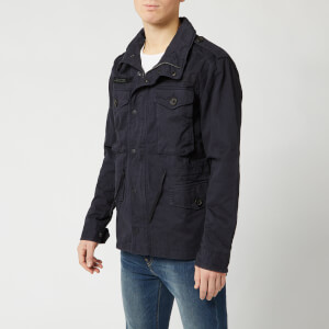 Superdry Men's Rookie Field Jacket - Vulcan