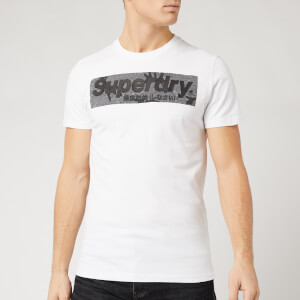 Superdry Men's Camo International Infill T-Shirt - Optic