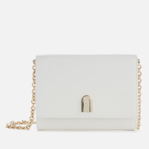 Furla Women's 1927 Mini Cross Body Bag - Chalk