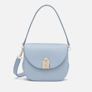 Furla Women's Ambra Mini Cross Body Bag - Grey