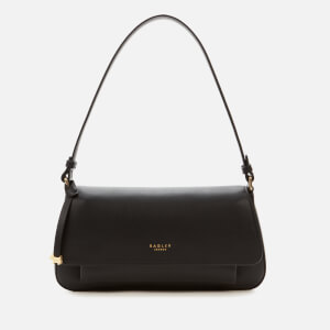 Radley Women's Vale Close Medium Flapover Shoulder Bag - Black