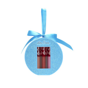 Lime Crime Holiday Velvetines - 3 Piece Mini Velvetines Set 7.1ml