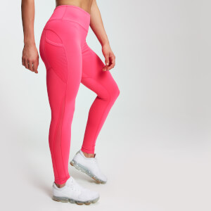 MP Power Mesh Women's Leggings - Super Pink