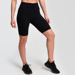 MP Women's Power Cycling Shorts -shortsit - Musta