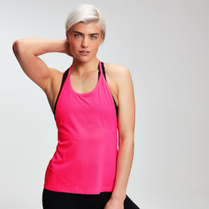 Naisten MP Power Vest - Super Pink