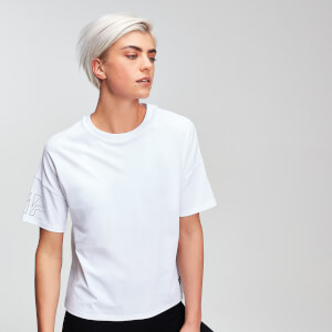 MP Power Damen T-Shirt - Weiß