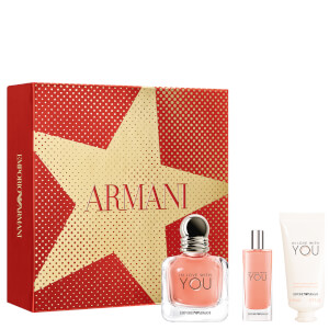 Emporio Armani In Love With You Eau de Parfum Christmas Gift Set for her