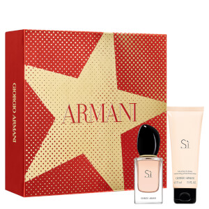 Giorgio Armani Sì Eau de Parfum 30ml Christmas Gift Set for Her