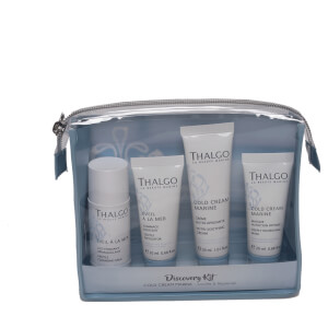Thalgo Cold Cream Marine Discovery/Travel Kit (Free Gift) (Worth $98.15)