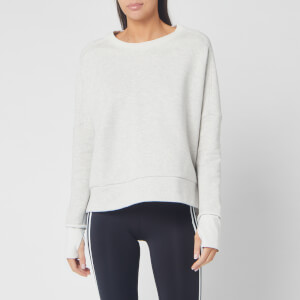 adidas Women's Crew Neck Sweatshirt - Orbit Grey Marl