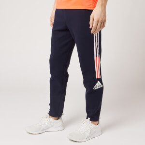 adidas Men's Z.N.E. 3 Stripe Pants - Legend Ink