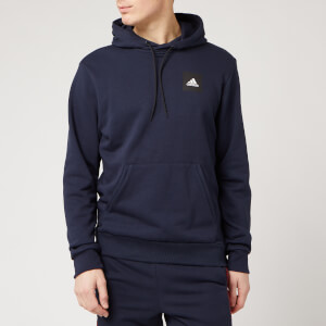 adidas Men's Pullover GFX Hoodie - Legend Ink