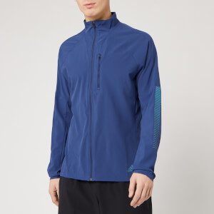 adidas Men's Runner Jacket - Tech Indigo