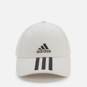 adidas 3 Stripe Baseball Cap - Orbit Grey