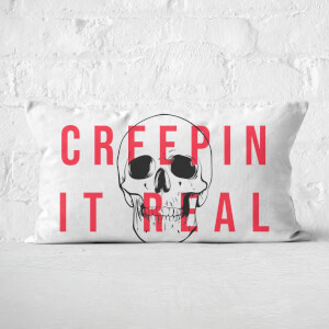 Creepin It Real Rectangular Cushion