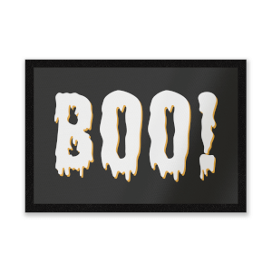 Boo! Entrance Mat