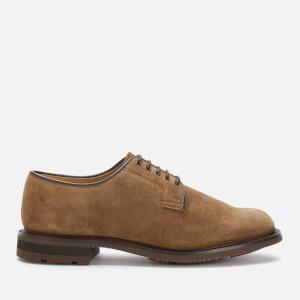Church's Men's Bestone Suede Derby Shoes - Sigar