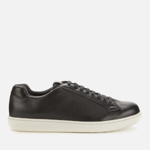 Church's Men's Boland Leather Cupsole Trainers - Black