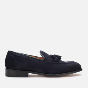 Church's Men's Kingsley 2 Tassel Suede Loafers - Dark Blue