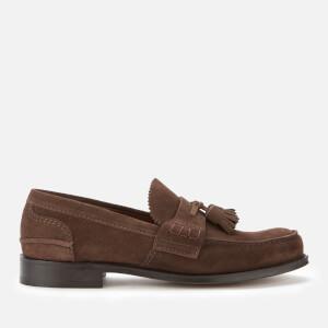 Church's Men's Tiverton Suede Tassel Loafers - Sigar