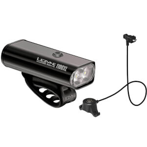 Lezyne Macro Drive 1100XL Loaded Front Light + Remote
