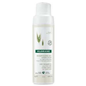 KLORANE Eco Friendly Dry Shampoo with Oat Milk 50g