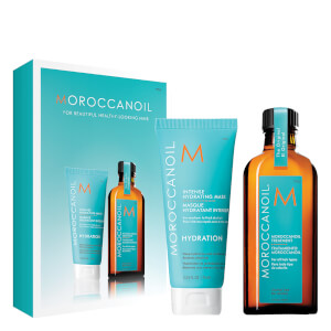 Moroccanoil Intense Hydrating Mask/Original Treatment (Worth $81.90)
