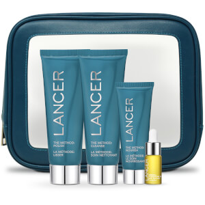 Lancer Skincare Method Intro Kit for Normal/Combination Skin