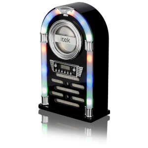 iTek Bluetooth Jukebox with CD Player