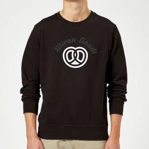 Oktoberfest Wiesn Gaudi Sweatshirt - Black