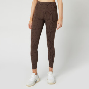 Varley Women's Marina Leggings - Bracken Snake