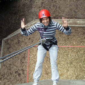 Abseiling and Climbing Combo