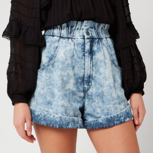 Isabel Marant Étoile Women's Itea Short - Blue