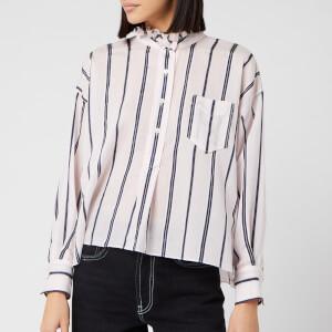 Isabel Marant Étoile Women's Olena Shirt - Light Pink