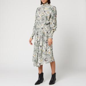 Isabel Marant Étoile Women's Cescott Dress - Ecru/Almond
