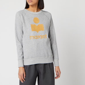 Isabel Marant Étoile Women's Milly Sweatshirt - Grey