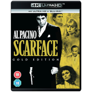 Scarface 1983 - 35th Anniversary - 4K Ultra HD