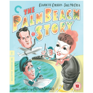 The Palm Beach Story - The Criterion Collection