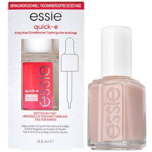 Essie Ballet Slippers Pink Nail Polish and Quick Dry Drops Kit Exclusive