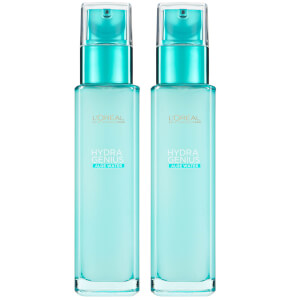 L'Oréal Paris Hydra Genius Liquid Care Moisturiser for Normal Combination Skin 70ml 2 Pack Exclusive