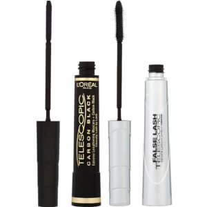 L'Oréal Paris Falsh Lash Telescopic Mascara Duo Exclusive (Worth £21.98)